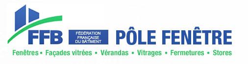 Logo FFB Pôle fenêtre
